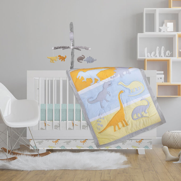 Lolli by Lolli Living Courtepointe - Dino Land
