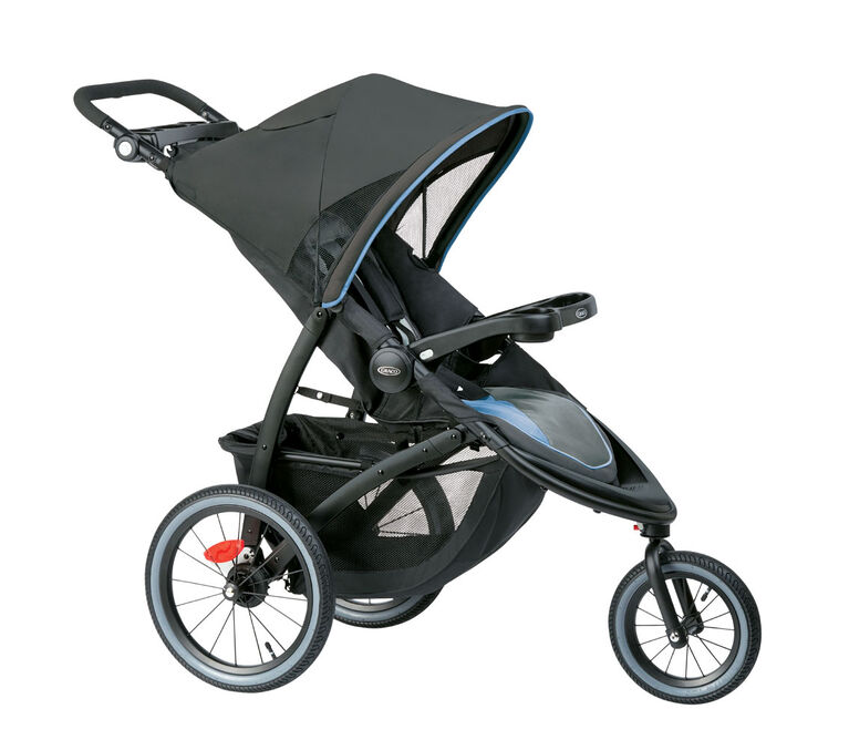 Graco - Fast Action Jogger LX Travel System - Cielo