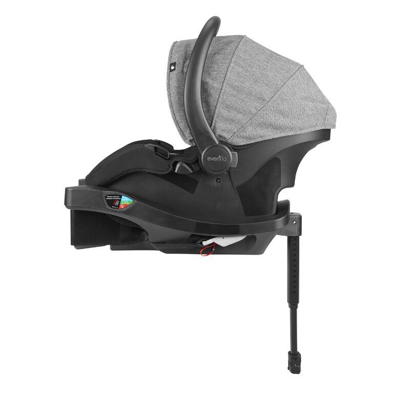 Evenflo LiteMax DLX Infant Car Seat, Meteorite