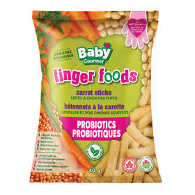 Baby Gourmet Carrot Sticks