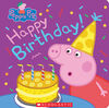 Scholastic - Peppa Pig: Happy Birthday! - Édition anglaise