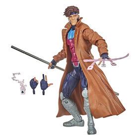 Marvel Legends Series, figurine de collection rétro Gambit X-Men - Notre exclusivité