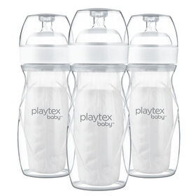 Porte-sac naturel de Playtex Baby - 8oz - Paquet de 3