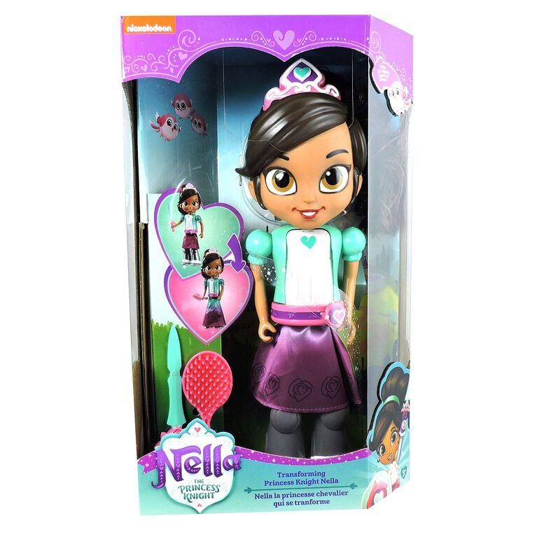 Nella the Princess Knight - Transforming Princess Knight Nella