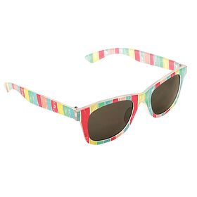Infant Sunglasses - Multi Stripe