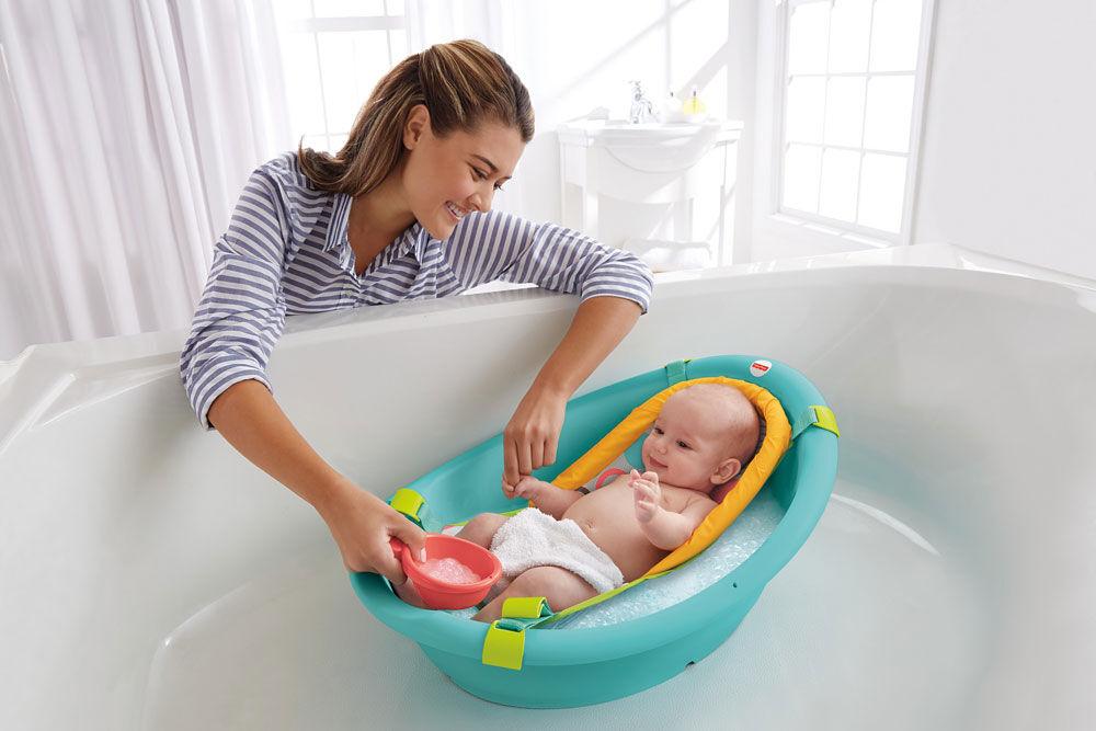 Fisher Price Rinse n Grow Tub