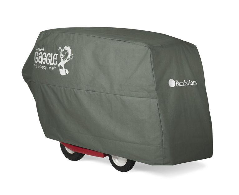 Foundations Gaggle 6 Weatherproof Buggy Cover, Graphite