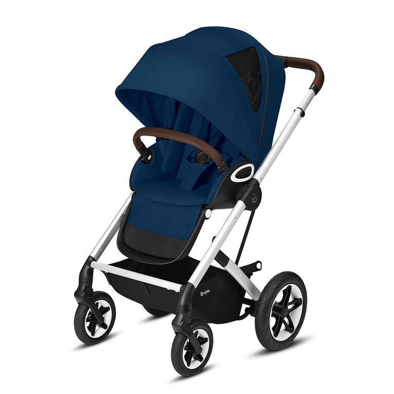 Cybex Talos S Lux Stroller - Navy Blue