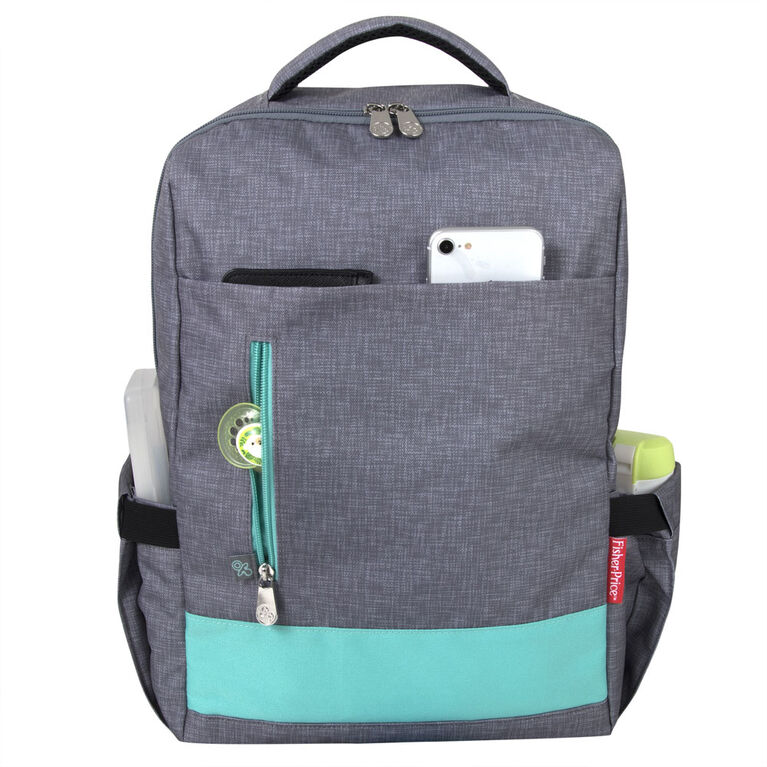 Fisher Price Diaper Bag Backpack Remi