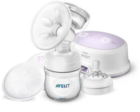 Philips Avent Single Electric Breast Pump + Bonus Power Cushion