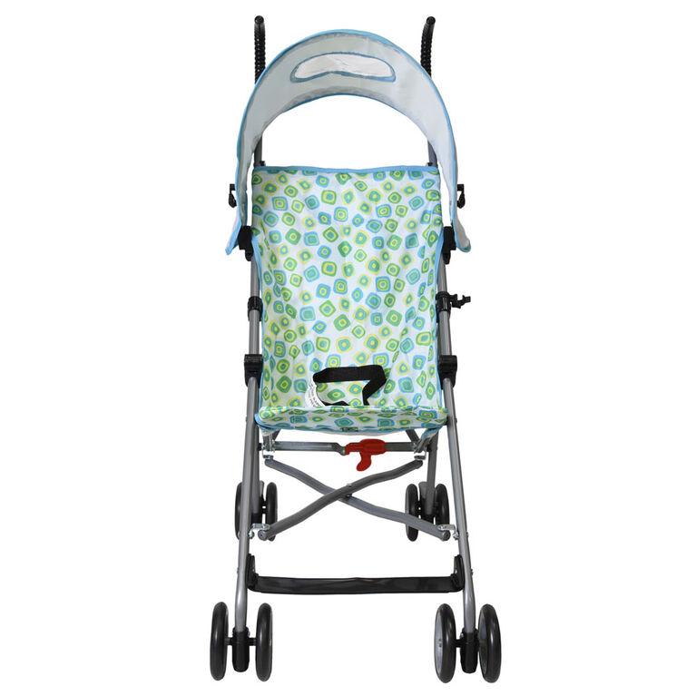 COSCO Umbrella Stroller With Canopy - Green Scene - R Exclusive