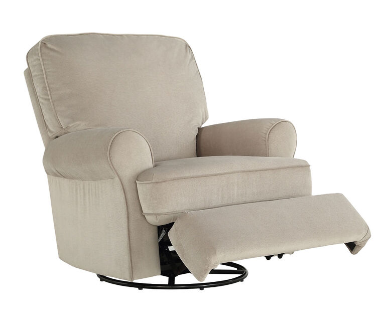 online store f9ccc 65652 Lennox Oakhurst Extra Comfort Glider Recliner Swivel - R Exclusive