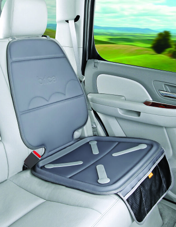 Brica Back Seat Guardian Plus - Grey - R Exclusive