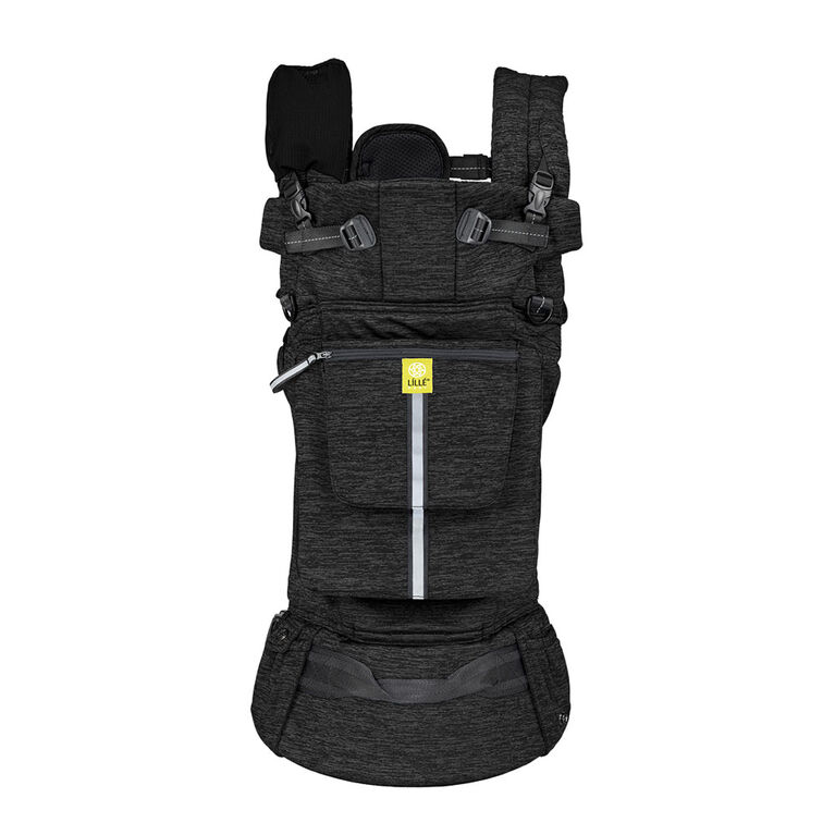 LILLEbaby Pursuit Pro Carrier Heathered Onyx