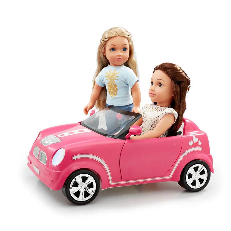 B Friends Convertible Car - R Exclusive