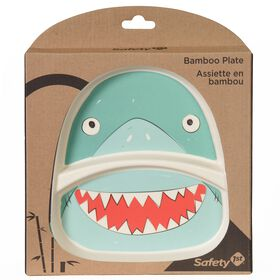 Safety 1st Bamboo Plate - Shark