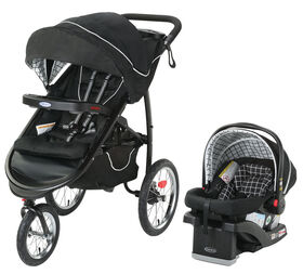 Graco FastAction Fold Jogger Click Connect™ Travel System - Colton - R Exclusive