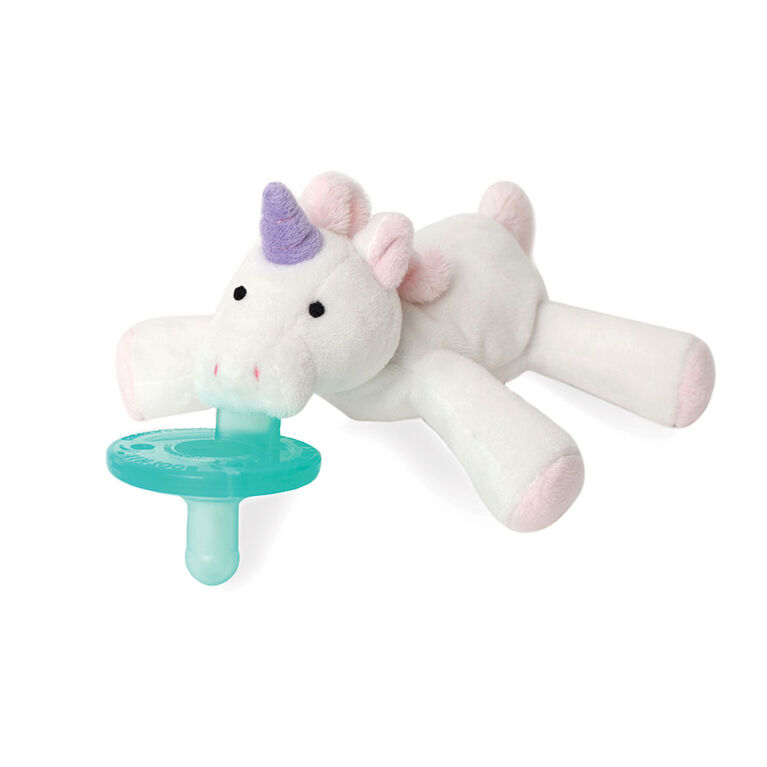 WubbaNub Infant Pacifier - Colours and styles may vary