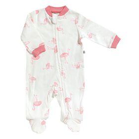 Pyjama en tricot - Flamant, 9 Mois Perlimpinpin