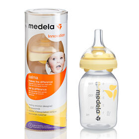 Medela Calma - Revolutionary New Feeding System with 150mL Bottle