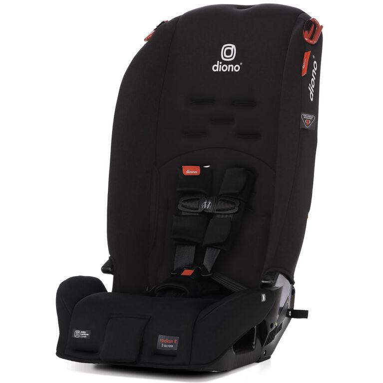 Diono Radian 3R Allinone Convertible Car Seat-Black
