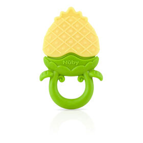 Nuby Fruity Chews Teethers - Yellow