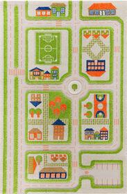 2D Traffic Play Carpet