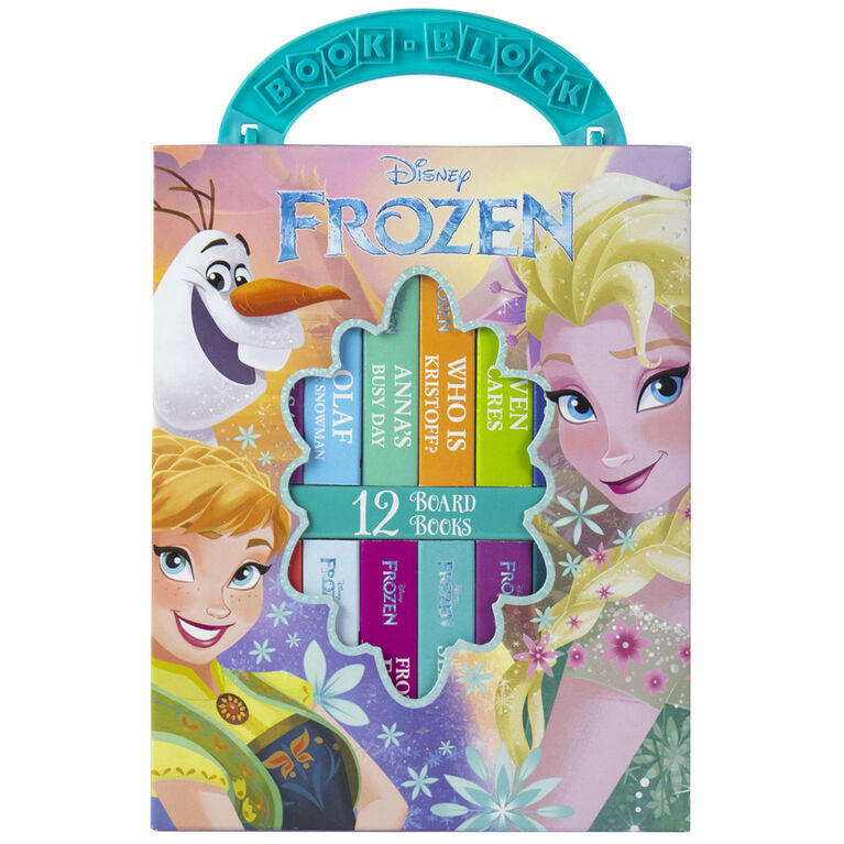 Frozen My First Library - English Edition