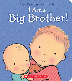 I Am A Big Brother - English Edition