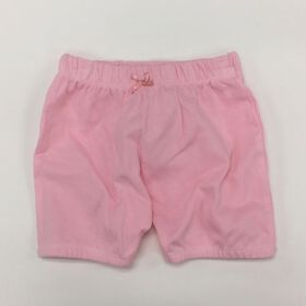 Coyote and Co. Pink Pull on Shorts - size 0-3 months