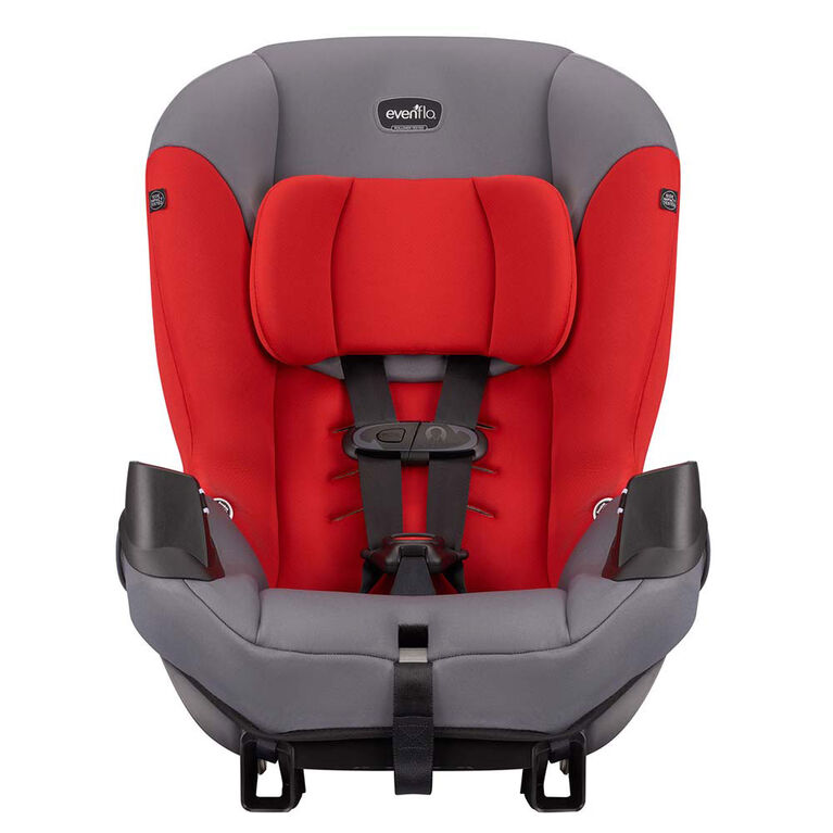 Evenflo Sonus Convertible Car Seat - Lava Red