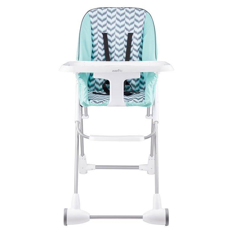 Evenflo Symmetry High Chair - Spearmint Spree.