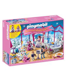 Playmobil - Christmas Ball in the Crystal Salon Advent Calendar