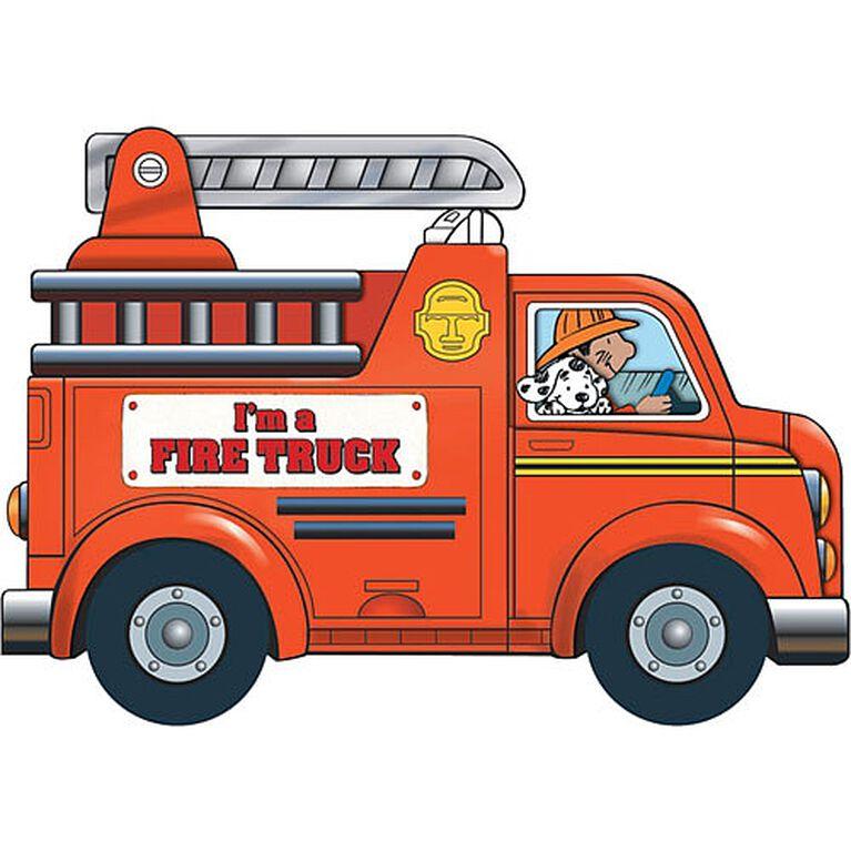 Je Suis un Camion a Incendie - Édition anglaise