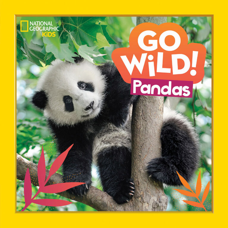 National Geographic - Go Wild Pandas - Édition anglaise