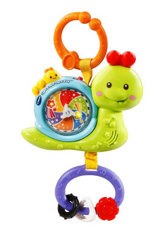 Light & Spin Tug-a-Bug - English Edition