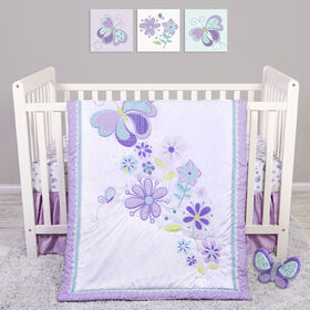 Sammy And Lou Butterfly Meadow 4 Pc Set