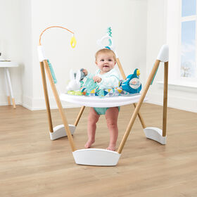ExerSaucer Woodland Wonder Frame Jumper
