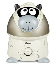 Crane Ultrasonic Cool Mist Humidifier - Sheep