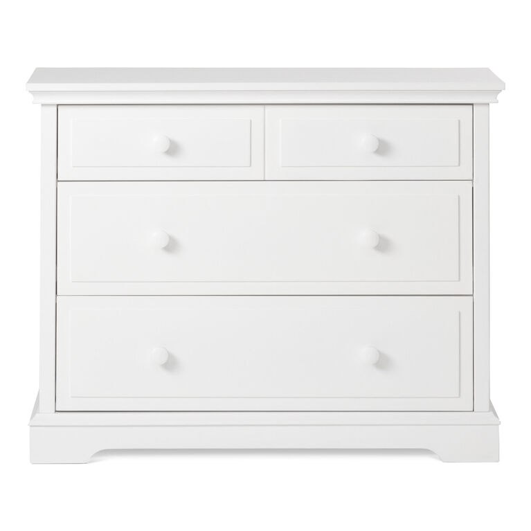Child Craft Camden Ready to Assemble Dresser - Matte White