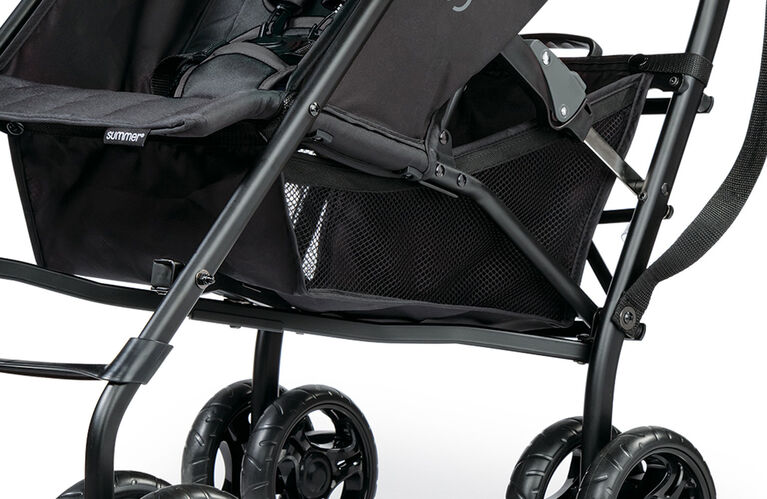 3Dlite Convenience Stroller - Noir de jais Summer Infant.