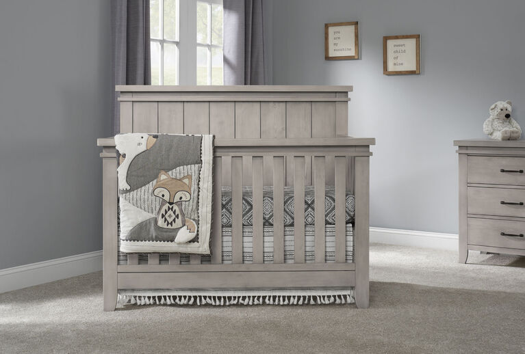 Sanibel 4-in-1 Convertible Crib - Moon Dust - R Exclusive