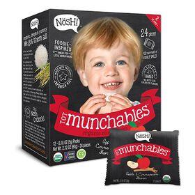 NOSH - Tot Munchables Apple & Cinnamon