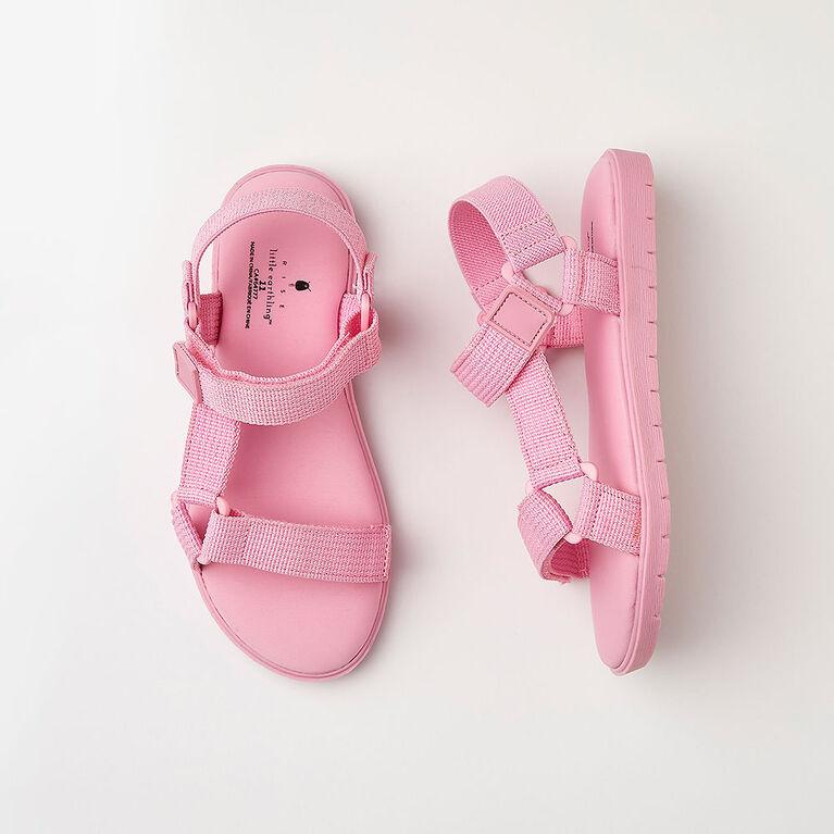 taille 7 sandales odyssée - lilas