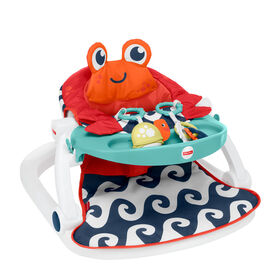 Fisher-Price Sit-Me-Up Floor Seat with Tray