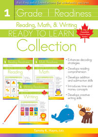 Grade 1 Readiness Collection - Édition anglaise