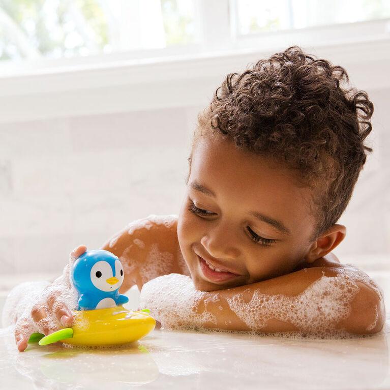 Paddlin Penguin Bath Toy