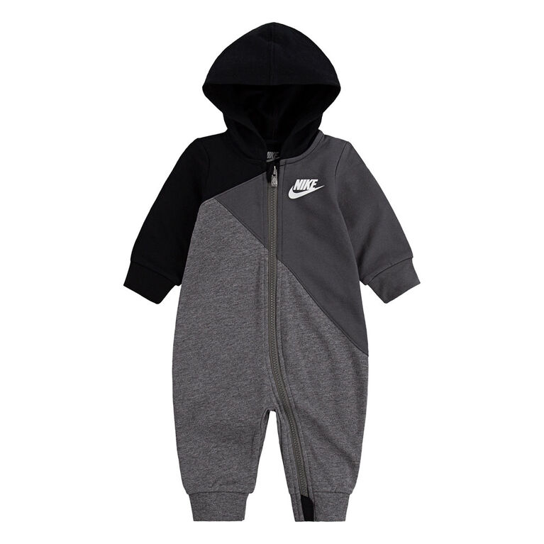 Nike Combinaison - Noir, 3 mois