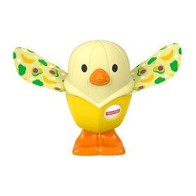 Fisher-Price Peek-a-Boo Banana Bird - English Edition