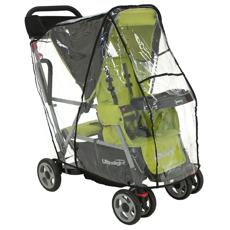 Housse impermeable Caboose Ultralight de Joovy.